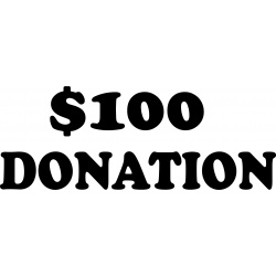$100 Donation to Support Working Animals